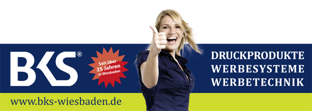 Fahrzeugbeschriftung Wiesbaden BKS Druck Werbetechnik