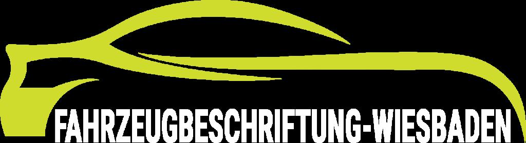 Fahrzeugbeschriftung Wiesbaden Logo freigestellt