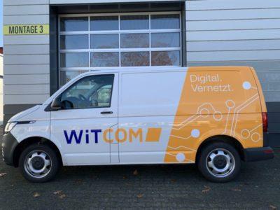 Folierung WITCOM Auto