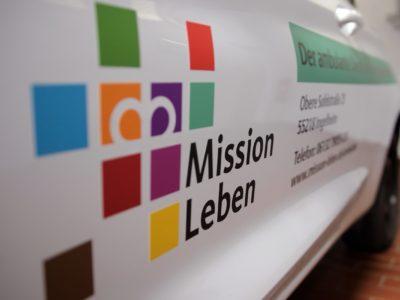 Fahrzeugbeschriftung Wiesbaden Folierung