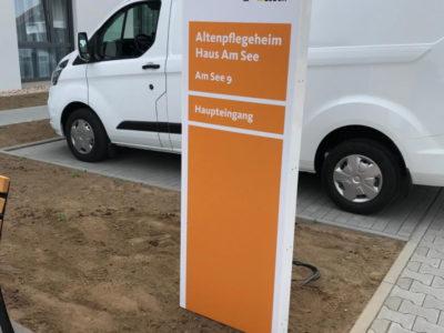 Werbung Folierung Fahrzeugbeschriftung-Wiesbaden