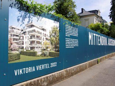 Viktoriastraße Wiesbaden Fahrzeugbeschriftung-Wiesbaden
